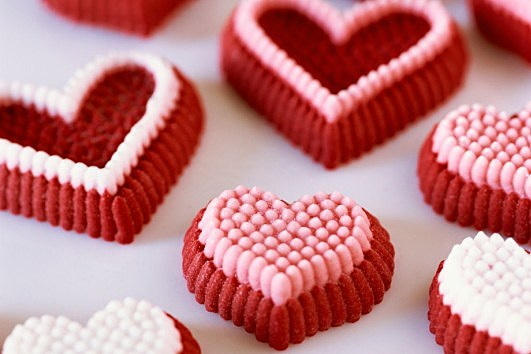 Heartshaped Candies