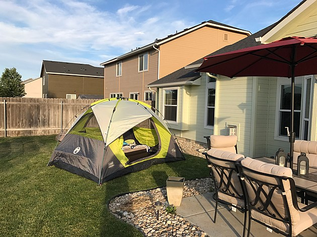 Connell - Backyard Tent